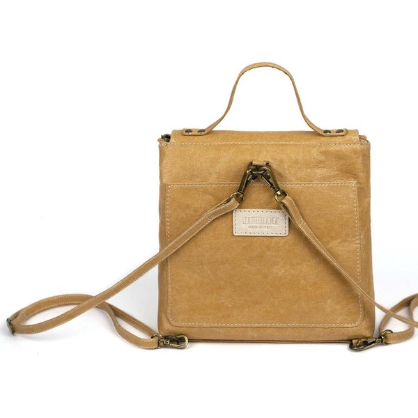 UASHMAMA Aghi Backpack Camel
