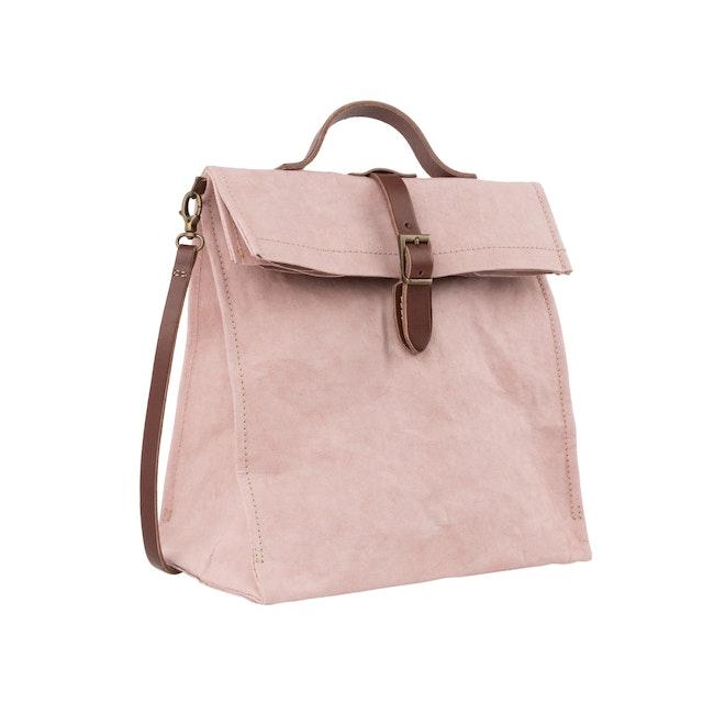 UASHMAMA Lunch Bag Tracolla Quarzo
