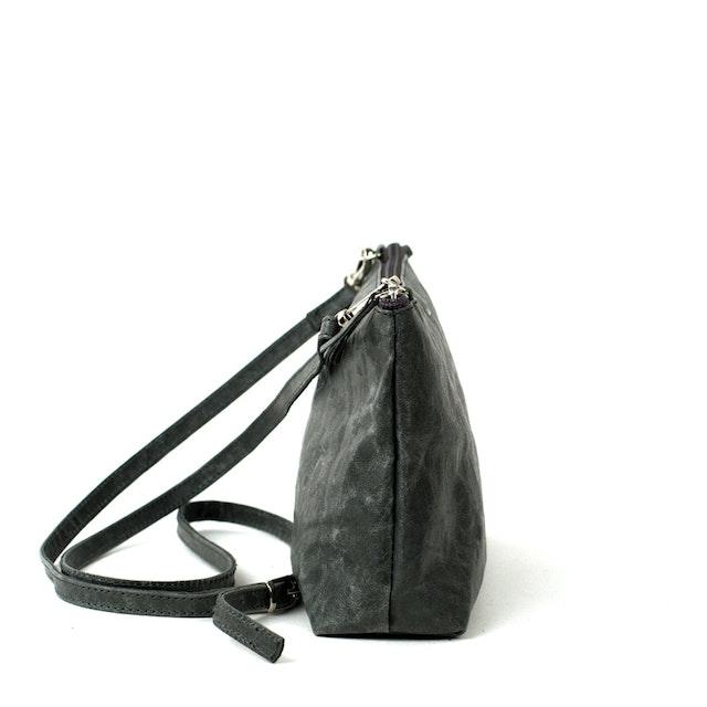 UASHMAMA Paris Bag   Dark Grey