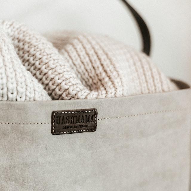 UASHMAMA Legna Bag Grey