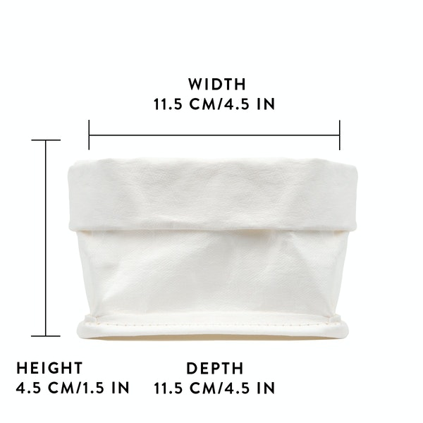 UASHMAMA Lollie Medium White