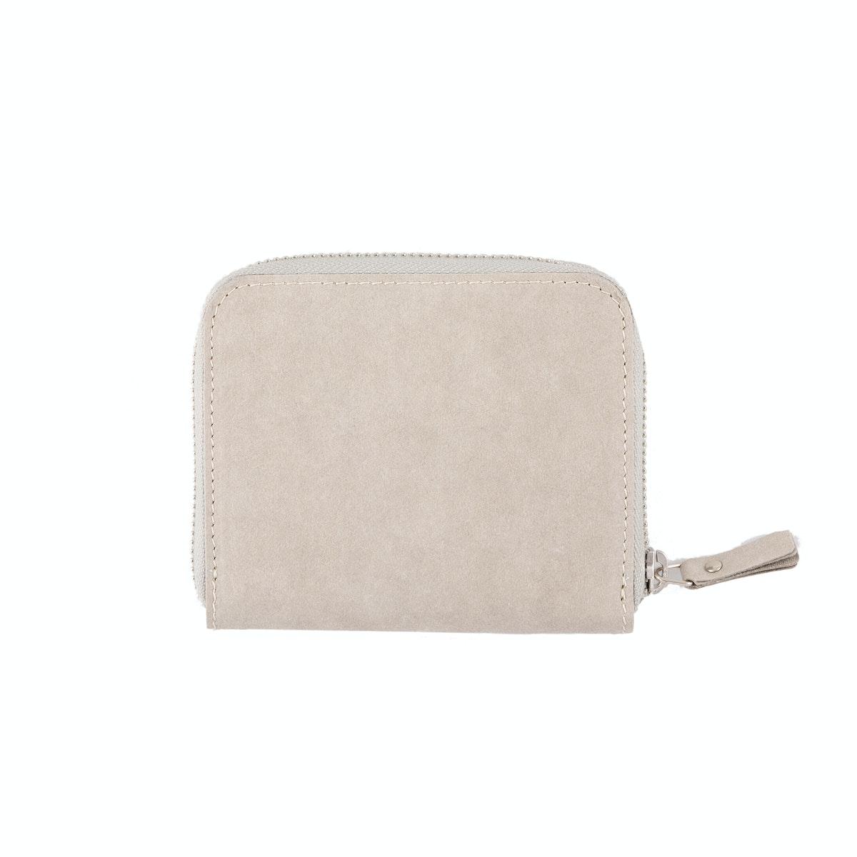 UASHMAMA Vita Wallet Small Grey