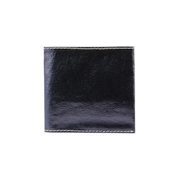 UASHMAMA Wallet Small Metallic Metallic Petrolio