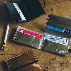 UASHMAMA Card Holder Metallic Metallic Peltro