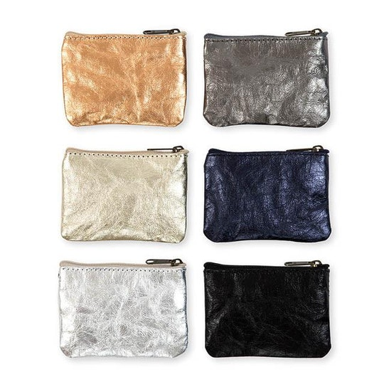 Gimi Purse Small Metallic
