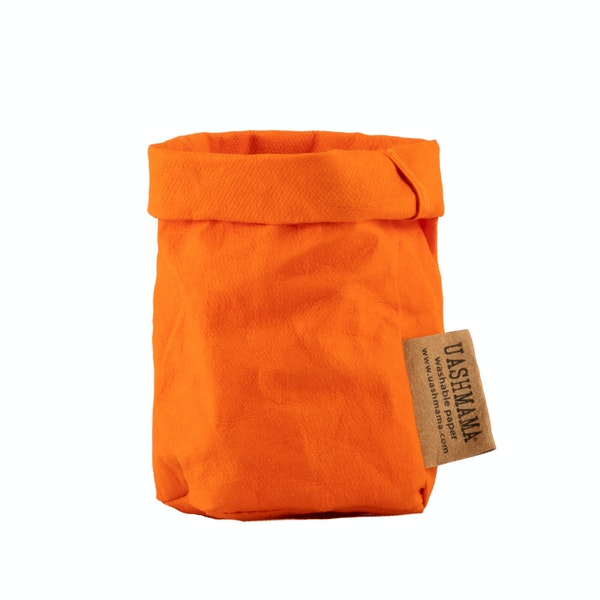 UASHMAMA Paper Bag Colored Xsmall Pesca