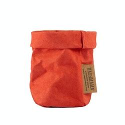 UASHMAMA Paper Bag Colored Xsmall Corallo
