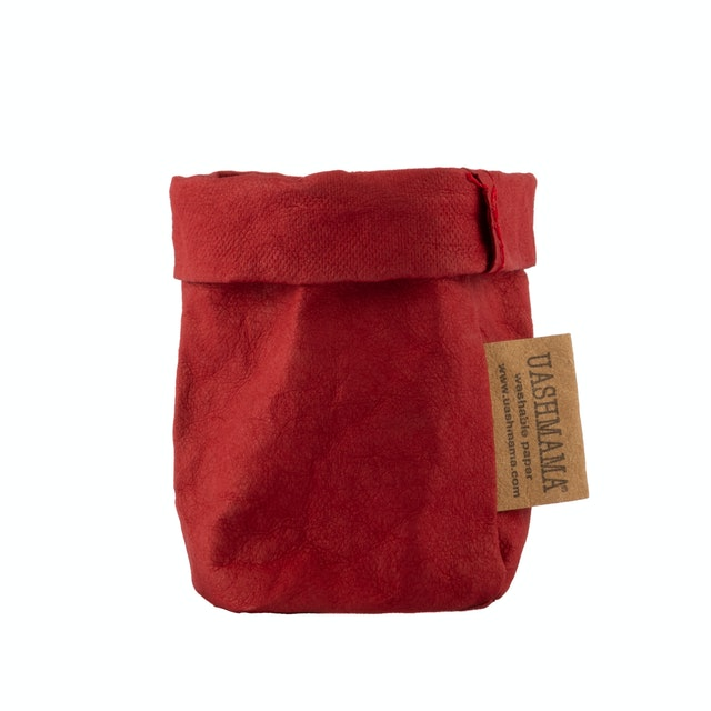 UASHMAMA Paper Bag Colored Xsmall Palio
