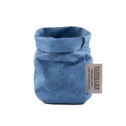 UASHMAMA Paper Bag Colored Xsmall Indaco