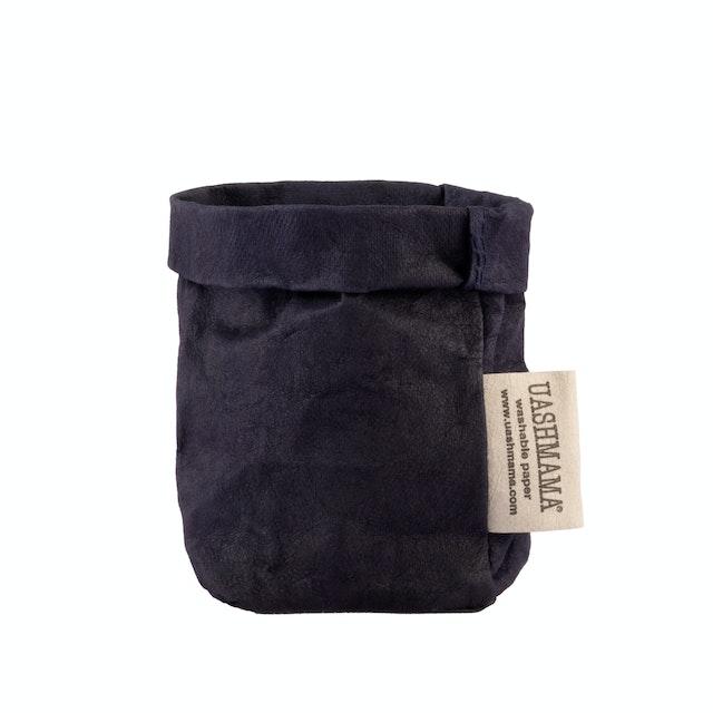 UASHMAMA Paper Bag Colored Xsmall Blue