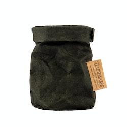UASHMAMA Paper Bag Colored Xsmall Dark Green