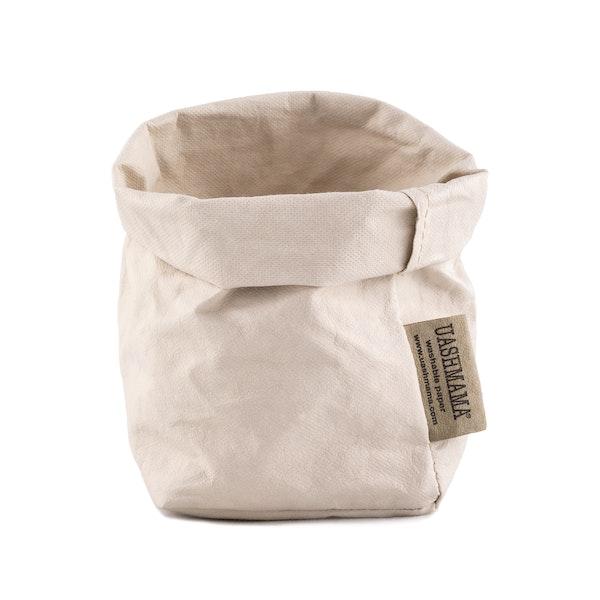 UASHMAMA Paper Bag Colored Piccolo   Cachemire