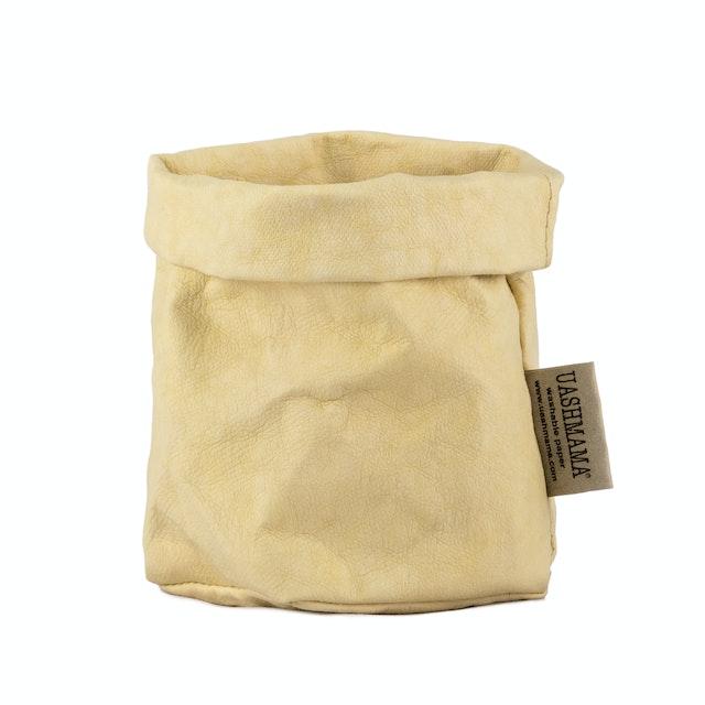 UASHMAMA Paper Bag Colored Piccolo   Cedro
