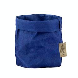 UASHMAMA Paper Bag Colored Piccolo   Cobalto