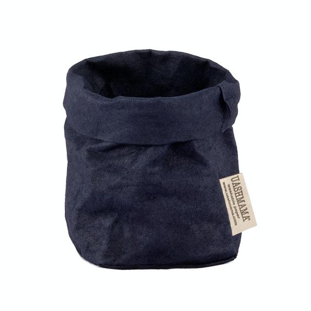 UASHMAMA Paper Bag Colored Piccolo   Blue