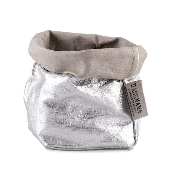 UASHMAMA Paper Bag Metallic Piccolo  GSI