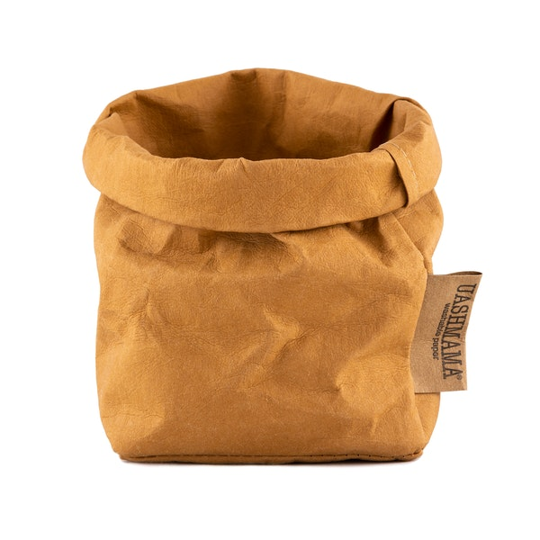 UASHMAMA Paper Bag Basic Small Camel