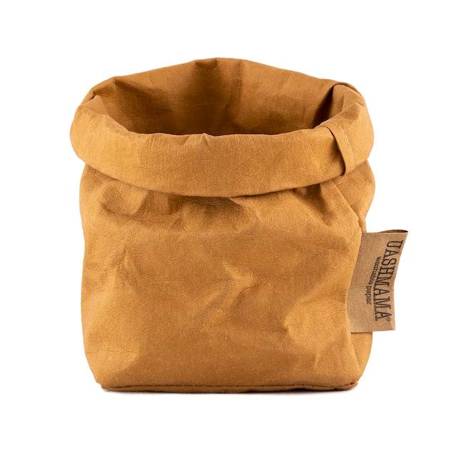 UASHMAMA Paper Bag Basic Small Camel