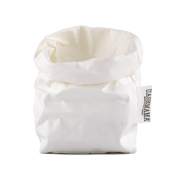 UASHMAMA Paper Bag Basic Small White
