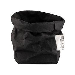UASHMAMA Paper Bag Basic Small Black