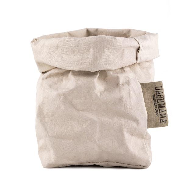 UASHMAMA Paper Bag Colored Small   Cachemire