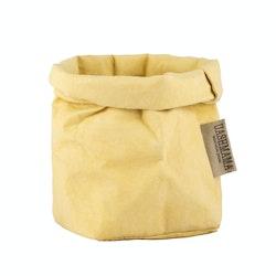 UASHMAMA Paper Bag Colored Small   Cedro