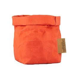 UASHMAMA Paper Bag Colored Small   Corallo