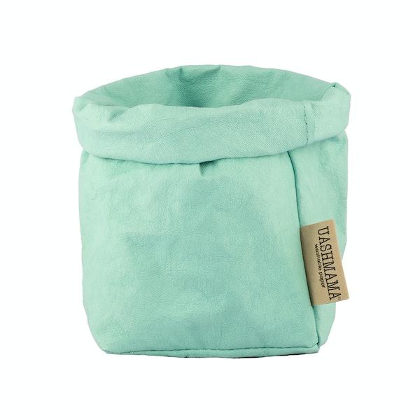UASHMAMA Paper Bag Colored Small   Oceano
