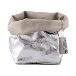 UASHMAMA Paper Bag Metallic Small   GSI
