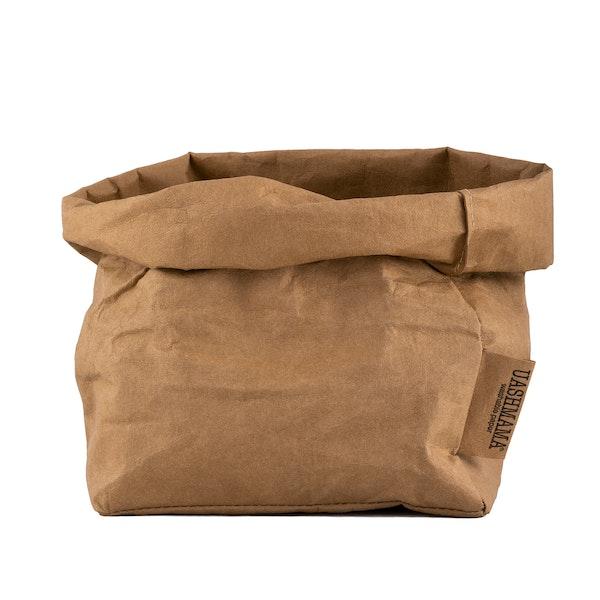UASHMAMA Paper Bag Basic Medium   Avana