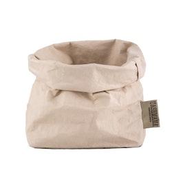 UASHMAMA Paper Bag Colored Medium  Cachemire