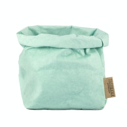 UASHMAMA Paper Bag Colored Medium  Oceano
