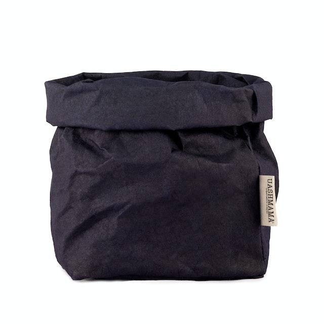 UASHMAMA Paper Bag Colored Medium  Blue