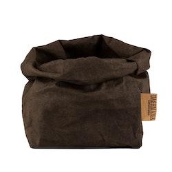 UASHMAMA Paper Bag Colored Medium  Caffé