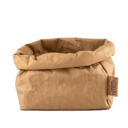 UASHMAMA Paper Bag Basic Large   Avana