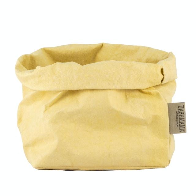 UASHMAMA Paper Bag Colored Large Cedro