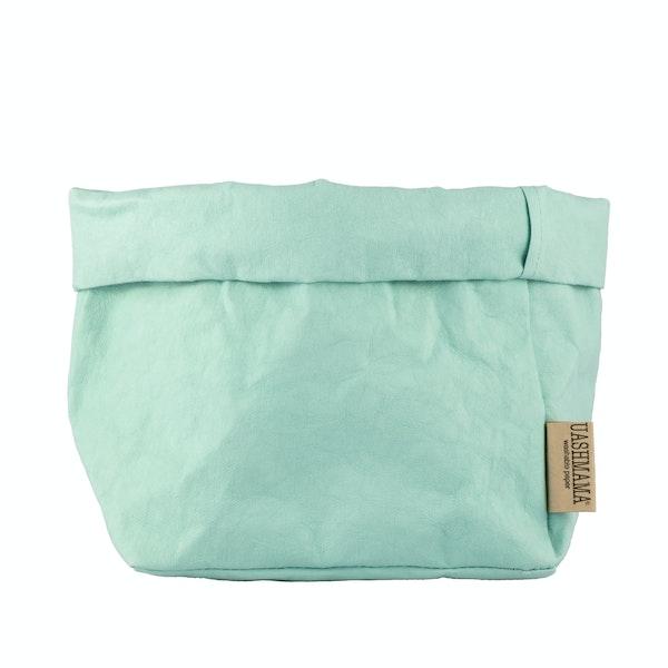 UASHMAMA Paper Bag Colored Large Oceano