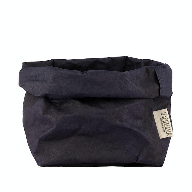 UASHMAMA Paper Bag Colored Large Blue