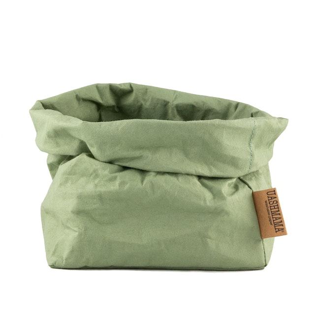 UASHMAMA Paper Bag Colored Large Salvia