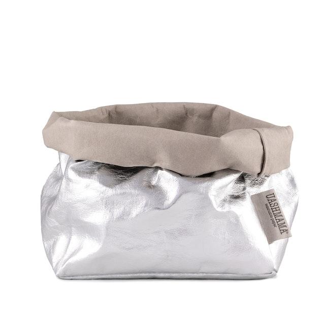 UASHMAMA Paper Bag Metallic Large   GSI