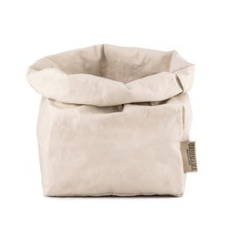 UASHMAMA Paper Bag Colored Large Plus Cachemire