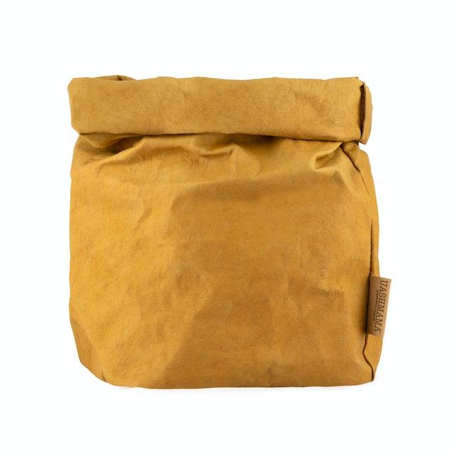 UASHMAMA Paper Bag Colored Large Plus Ocra