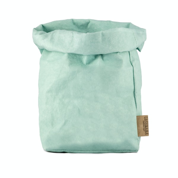 UASHMAMA Paper Bag Colored Large Plus Oceano