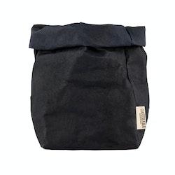 UASHMAMA Paper Bag Colored Large Plus Blue