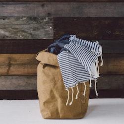 UASHMAMA Paper Bag Basic Extra Large Avana