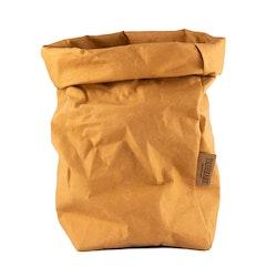 UASHMAMA Paper Bag Basic Extra Large Camel