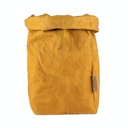 UASHMAMA Paper Bag Colored Extra Large Ocra
