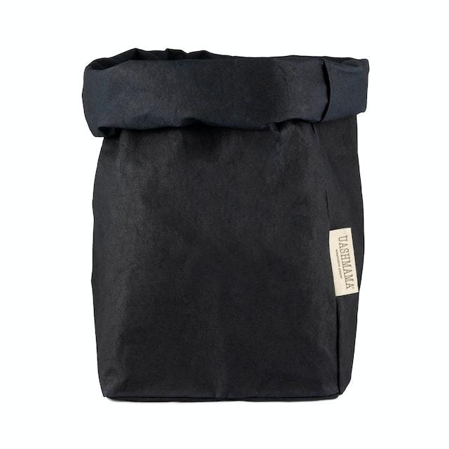UASHMAMA Paper Bag Colored Extra Large Blue