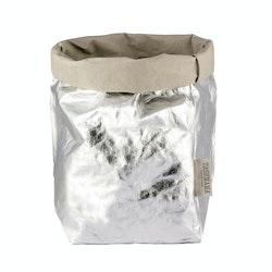 UASHMAMA Paper Bag Metallic Extra Large GSI