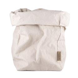 UASHMAMA Paper Bag Basic XXLarge Cachemire